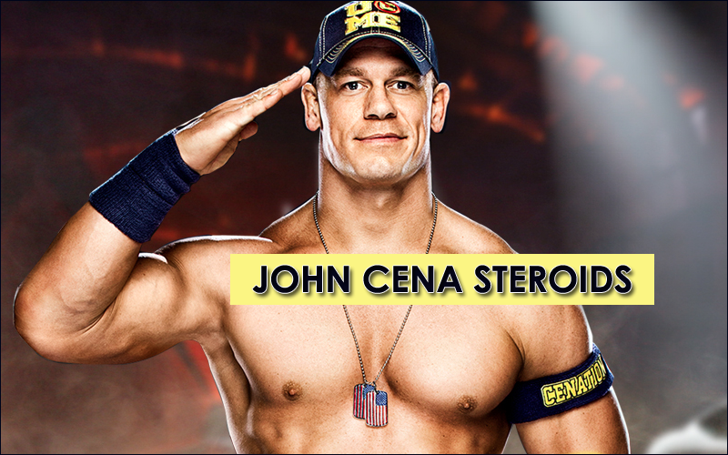 John Cena Steroids